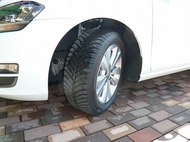 画像5: Good Year Vector 4Seasons Hybridをワンシーズン使ってみた。