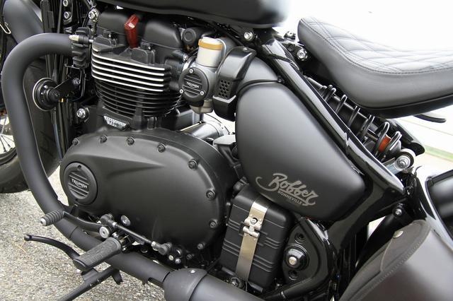 画像1: エンジンはどうでしょう