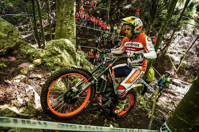 画像: 【トライアル世界選手権2018 カンプロドン(スペイン)】トニ・ボウの優勝からトライアル選手権をスタート