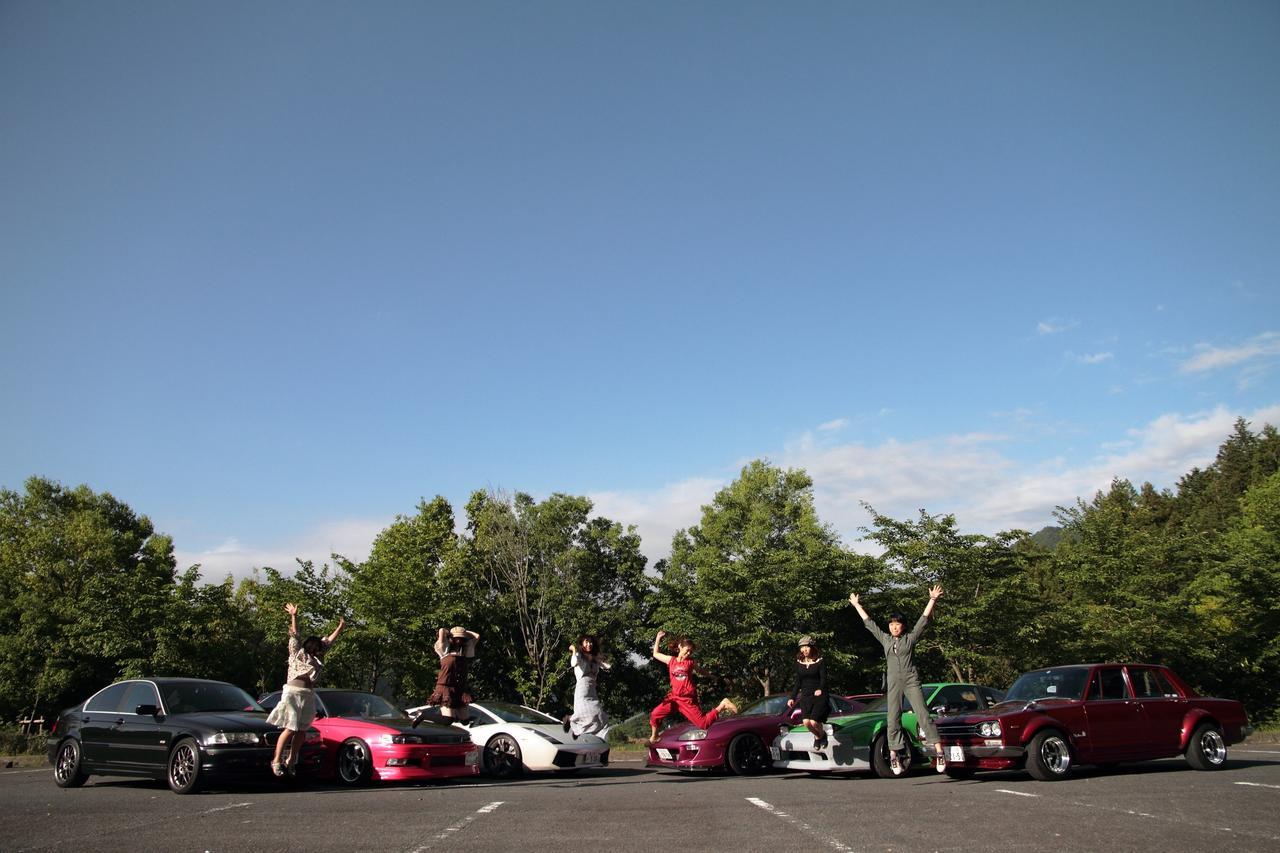 画像: 恒例のジャンピング!!