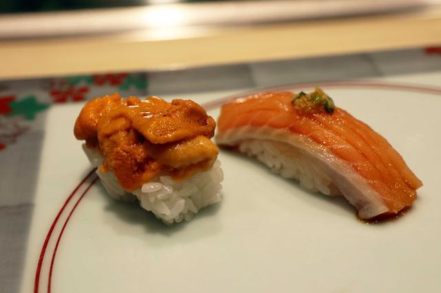 画像6: 落ち着いた店内でしっとりお寿司タイム