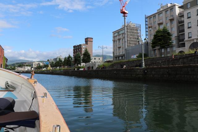 画像3: 小樽運河クルーズ
