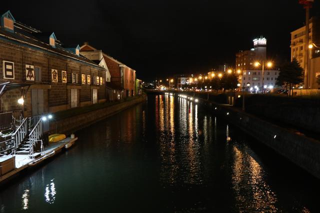 画像1: 中央橋からの眺めと反対の浅草橋からの眺め