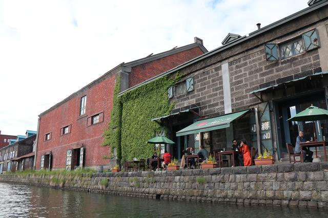 画像5: 小樽運河クルーズ