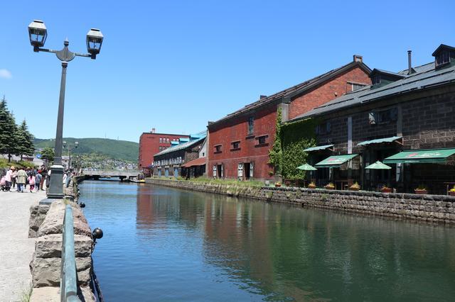 画像: 小樽運河の生い立ち