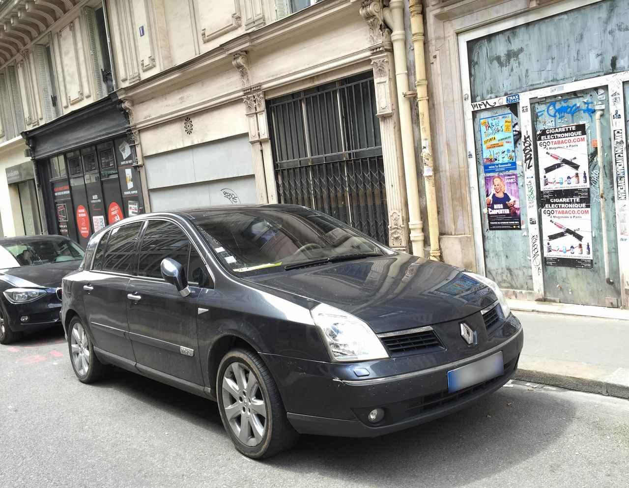 画像: ルノー・ヴェルサティス(2002-2009)。 フランスならではの高級車を目指しながら、市場の充分な理解が得られず消えていった。