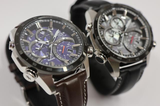 画像1: デザインにも性能にも拘りたい輸入車オーナーへ。 クルマ好きが上がる最新腕時計をモータージャーナリスト嶋田智之さんが徹底インプレッション