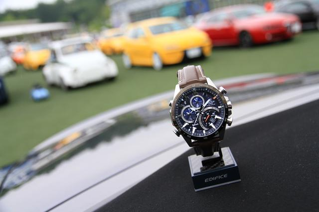 画像11: デザインにも性能にも拘りたい輸入車オーナーへ。 クルマ好きが上がる最新腕時計をモータージャーナリスト嶋田智之さんが徹底インプレッション