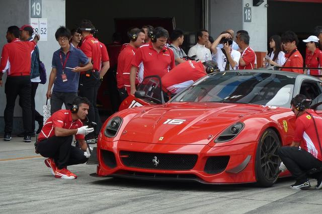 画像12: F1からロードカーまで、圧倒されるフェラーリレーシングデイズ。