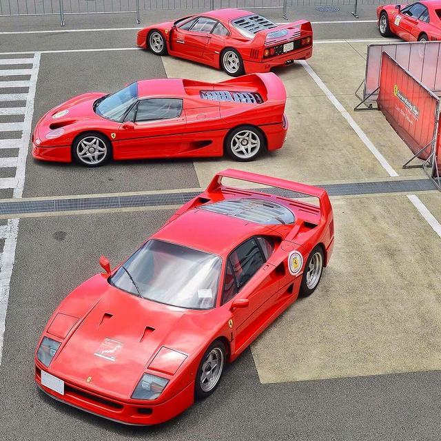 画像10: F1からロードカーまで、圧倒されるフェラーリレーシングデイズ。