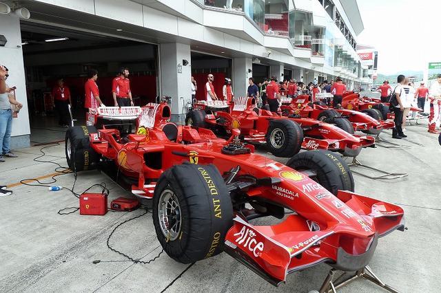 画像6: F1からロードカーまで、圧倒されるフェラーリレーシングデイズ。