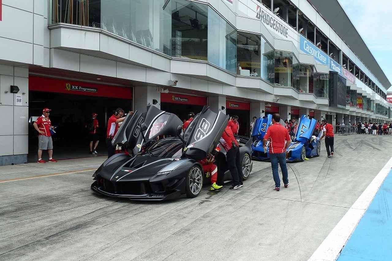 画像13: F1からロードカーまで、圧倒されるフェラーリレーシングデイズ。