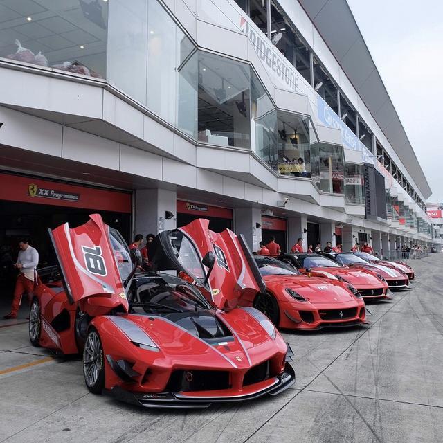 画像7: F1からロードカーまで、圧倒されるフェラーリレーシングデイズ。
