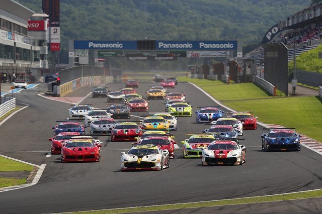 画像8: F1からロードカーまで、圧倒されるフェラーリレーシングデイズ。