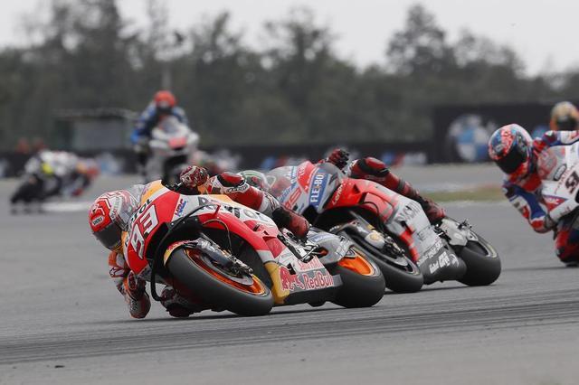 画像: 【モトGP2018 チェコGP】モトGP100戦目を迎えたマルケスが3位表彰台
