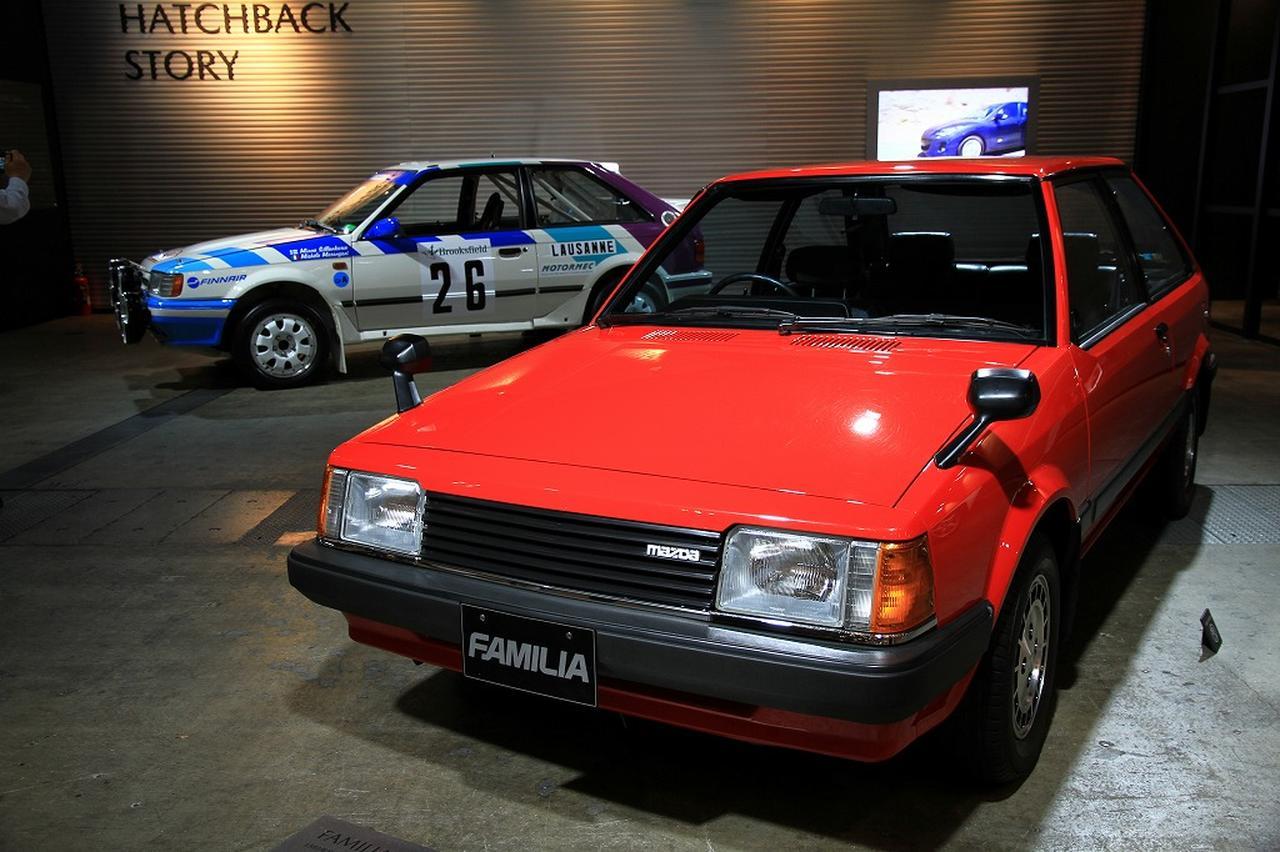 画像 : 1番目の画像 - <マツダ>展示車・展示物 - carcleCOVO