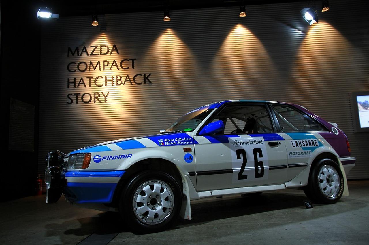 画像 : 2番目の画像 - <マツダ>展示車・展示物 - carcleCOVO