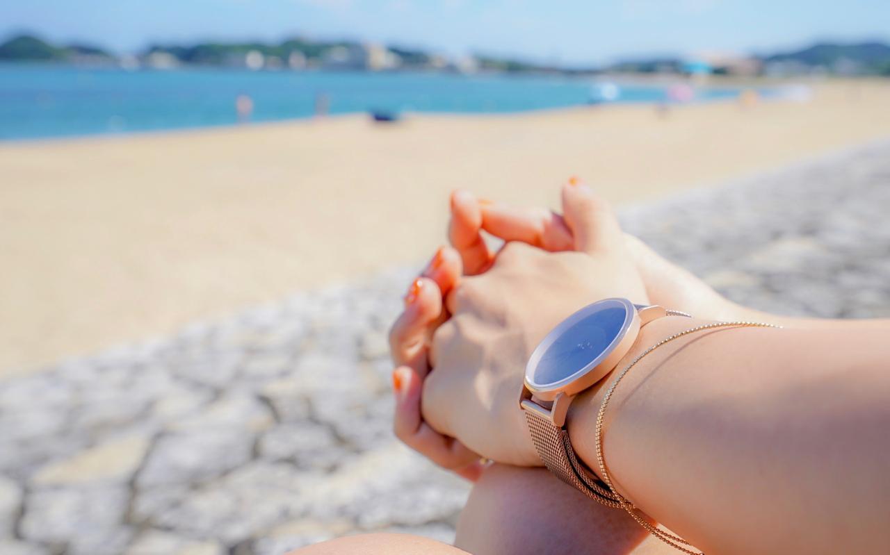 画像1: 季節によって、場所によって、気分によって腕時計は着替えたい