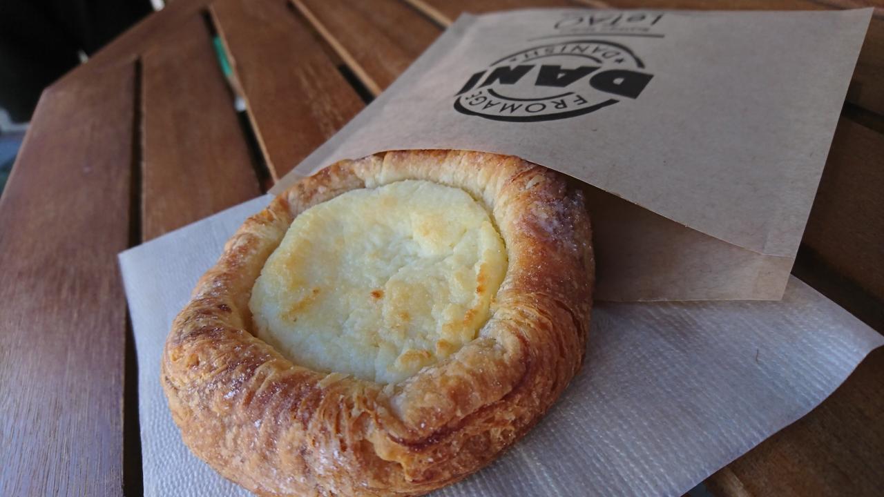 画像: ルタオのチーズデニッシュ♪