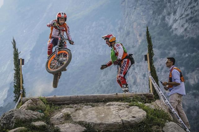 画像: 【トライアル世界選手権 イタリアGP】トニ・ボウが優勝で最終戦を締めくくる