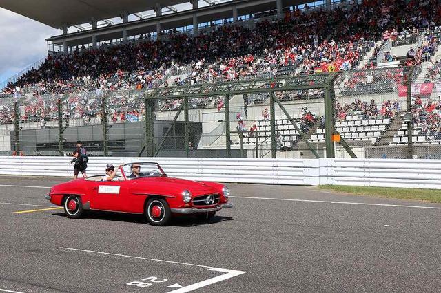 画像15: 鈴鹿サーキットにて30回目のF1グランプリが開催~Vol.2
