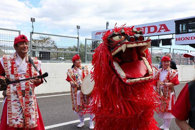 画像2: 日本らしい余興も