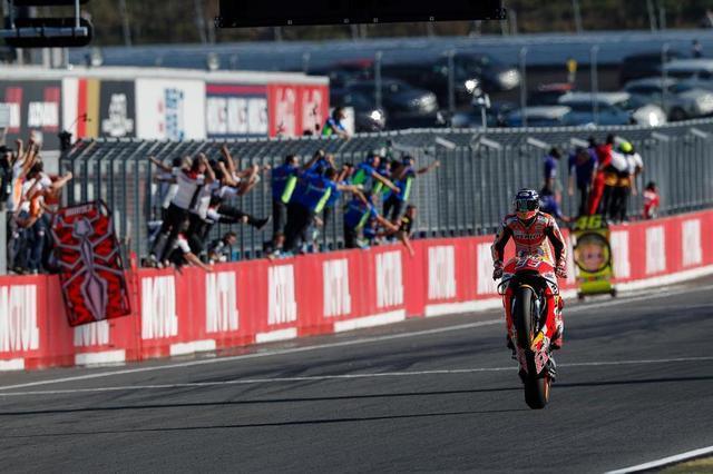 画像: 【モトGP 日本GP】マルク・マルケスが優勝でタイトル決定
