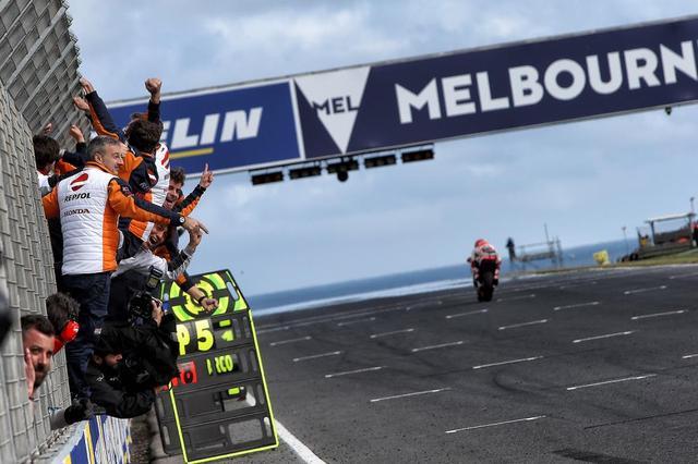 画像: 【モトGP2018 オーストラリアGP直前】チャンピオンを決めたマルケスがオーストラリアでも優勝できるか?