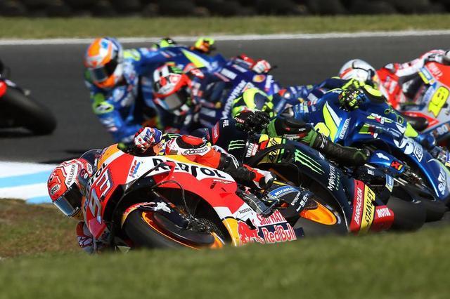 画像: 【モトGP2018 オーストラリアGP】レプソル・ホンダチームのライダーはともにリタイヤ