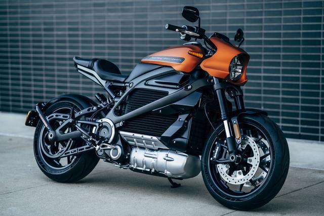 画像4: ハーレーダビッドソン、ミラノ国際モーターサイクルショーで電動モーターサイクル『LiveWire™』の市販予定モデルを初公開