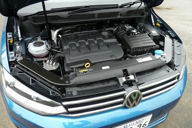 画像9: 待望のディーゼル+4WDモデルを追加。 トゥーランにもディーゼルが加わり、ラインナップも充実。