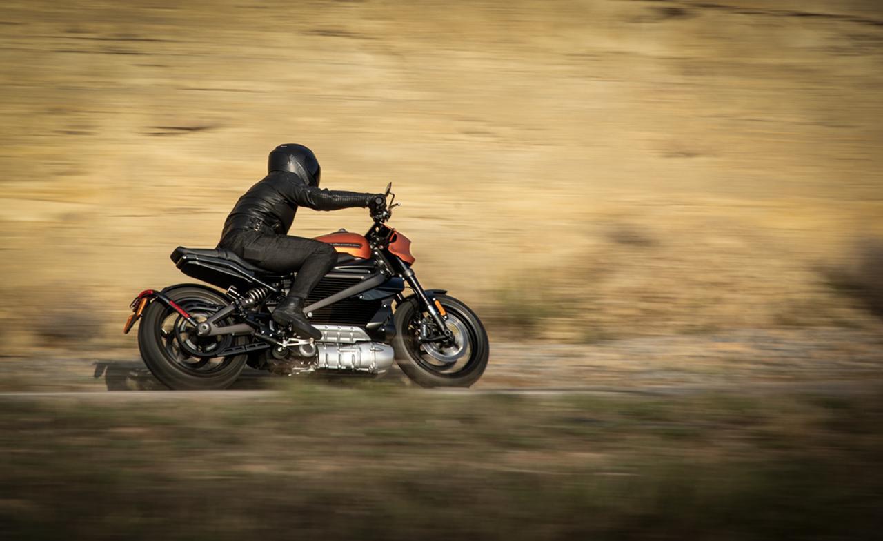 画像3: ハーレーダビッドソン、ミラノ国際モーターサイクルショーで電動モーターサイクル『LiveWire™』の市販予定モデルを初公開