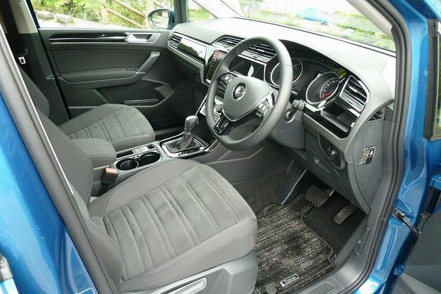 画像11: 待望のディーゼル+4WDモデルを追加。 トゥーランにもディーゼルが加わり、ラインナップも充実。