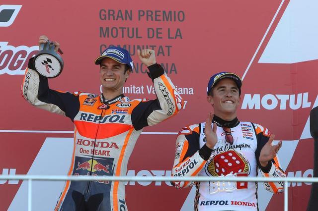 画像: 【モトGP2018 バレンシアGP開幕直前】マルケスとペドロサが地元ファンの前でシーズンを締めくくる