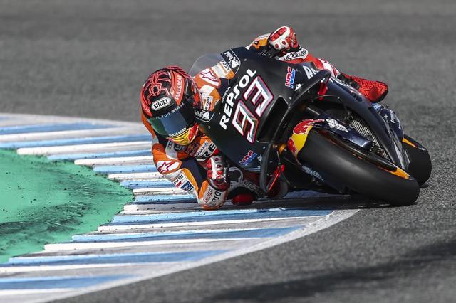 画像: 【モトGP ヘレス最終テスト】マルケスは2位でシーズンを終了