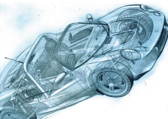 画像1: ロータスエリーゼ