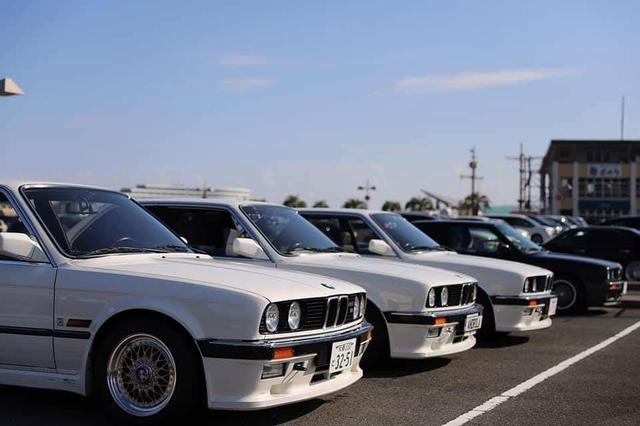 画像2: 第10回 BMW E30 全国ミーティング in ラグーナテンボス