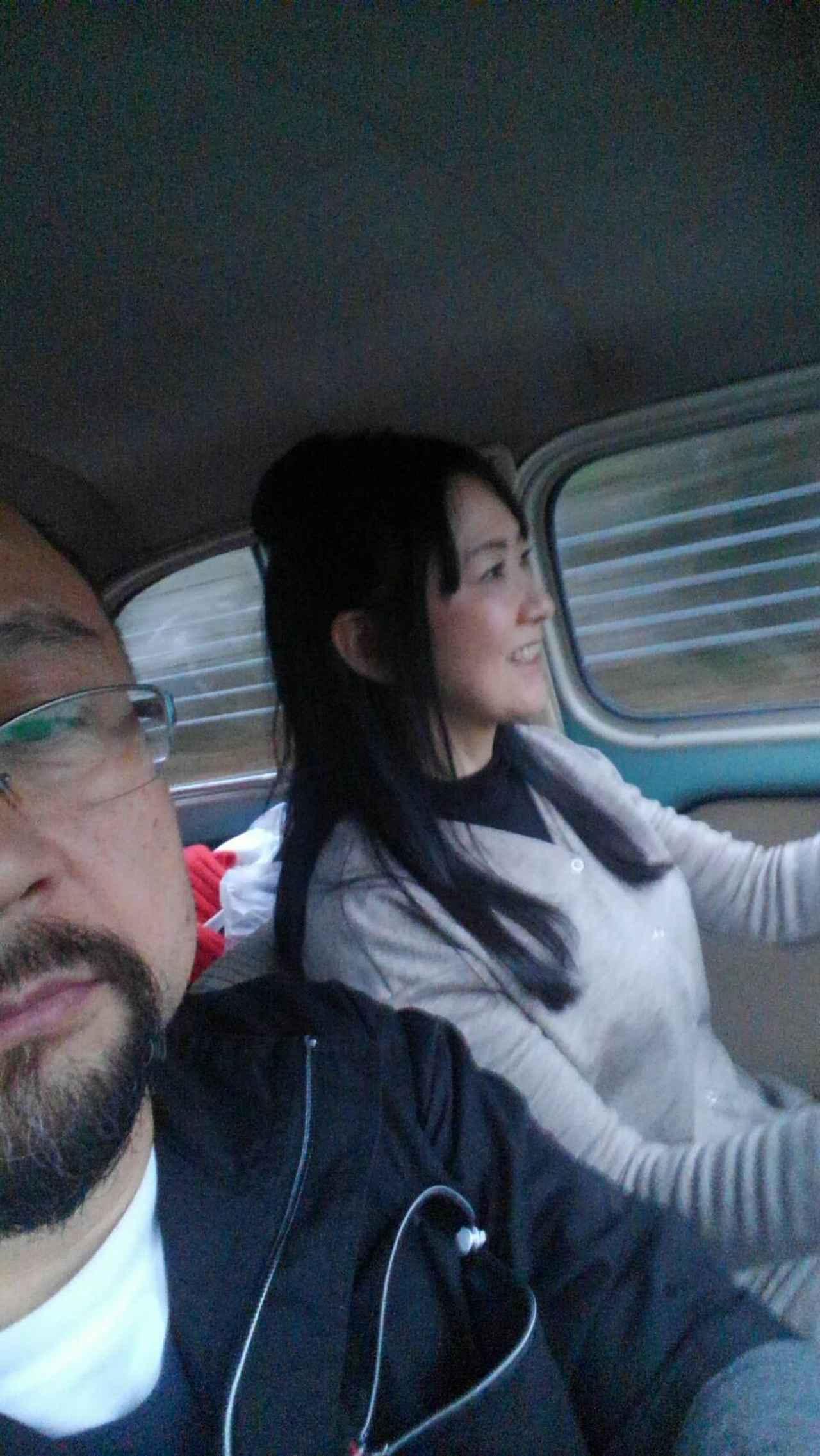 画像2: RENAULT 4CVの旅〜その1~