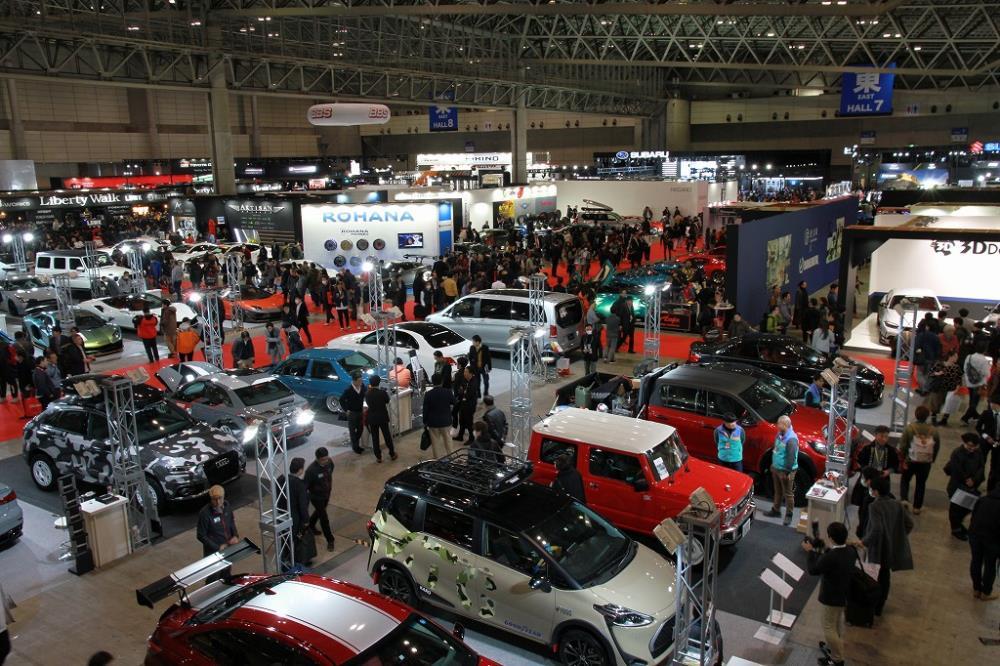 画像2: 東京オートサロン2019 レポート1~自動車メーカーブース前半~