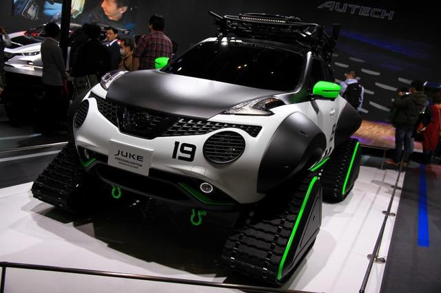 画像5: 日産自動車 ブース
