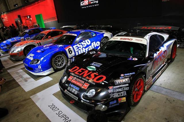 画像2: TOYOTA GAZOO Racing ブース