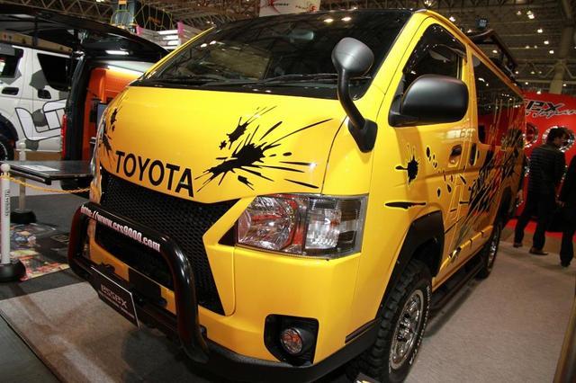 画像22: 東京オートサロン2019 レポート3~カスタムカー~