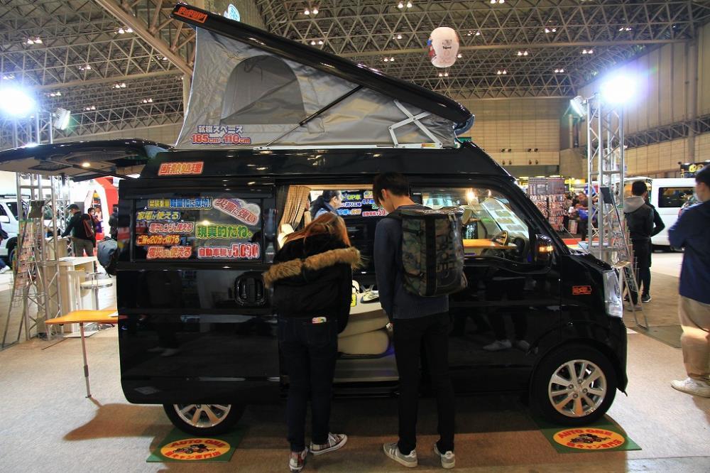 画像5: 東京オートサロン2019 レポート3~カスタムカー~