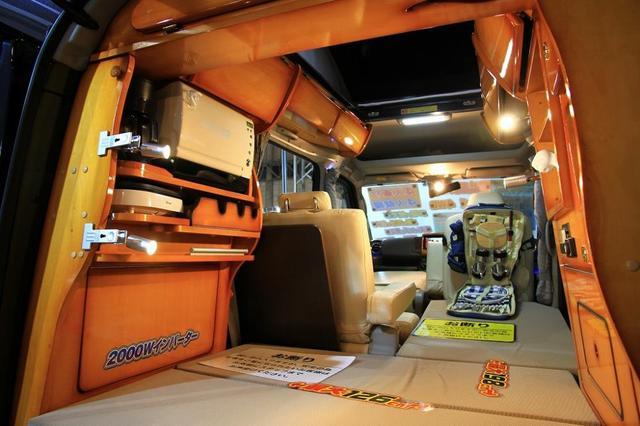 画像7: 東京オートサロン2019 レポート3~カスタムカー~