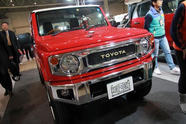 画像: 東京オートサロン2019 レポート3~カスタムカー~ - carcleCOVO