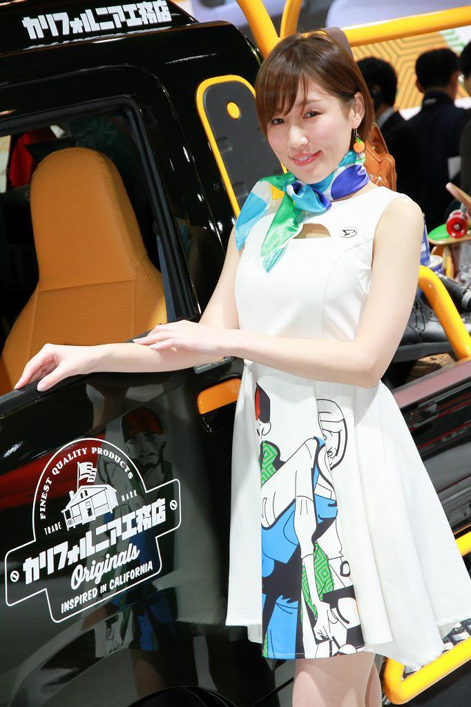 画像2: 東京オートサロン2019 レポート7~コンパニオン~