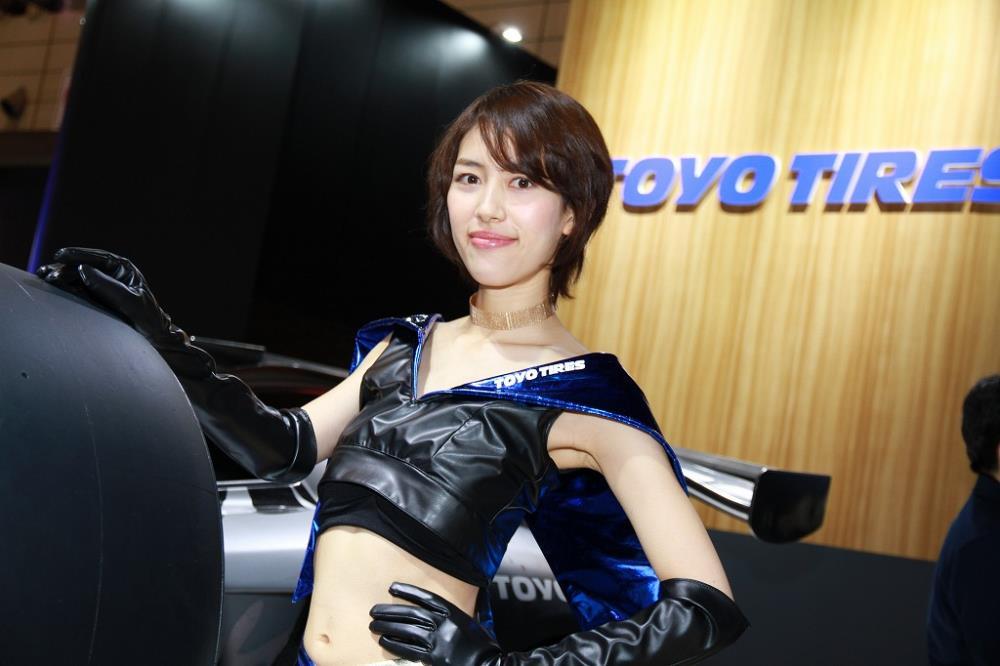 画像28: 東京オートサロン2019 レポート7~コンパニオン~