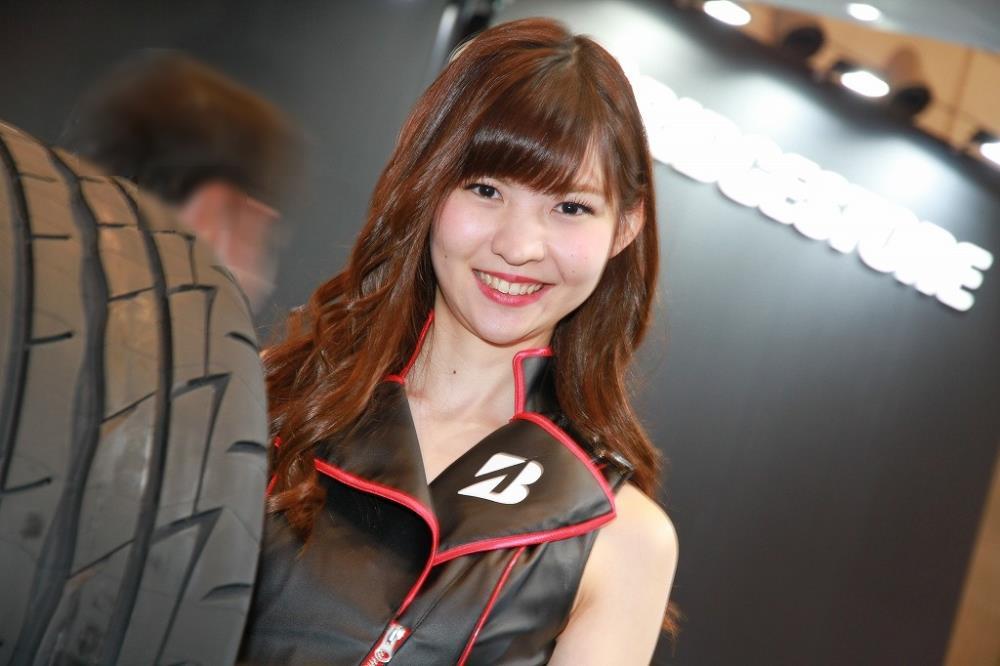 画像22: 東京オートサロン2019 レポート7~コンパニオン~