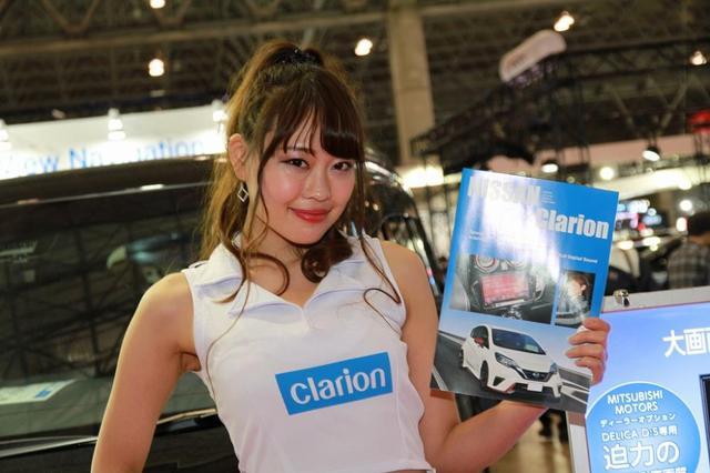 画像39: 東京オートサロン2019 レポート7~コンパニオン~