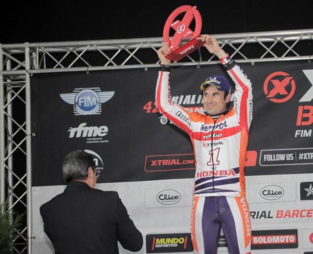 画像: 【Xトライアル2019 バルセロナ】トニ・ボウがバルセロナで優勝を逃す